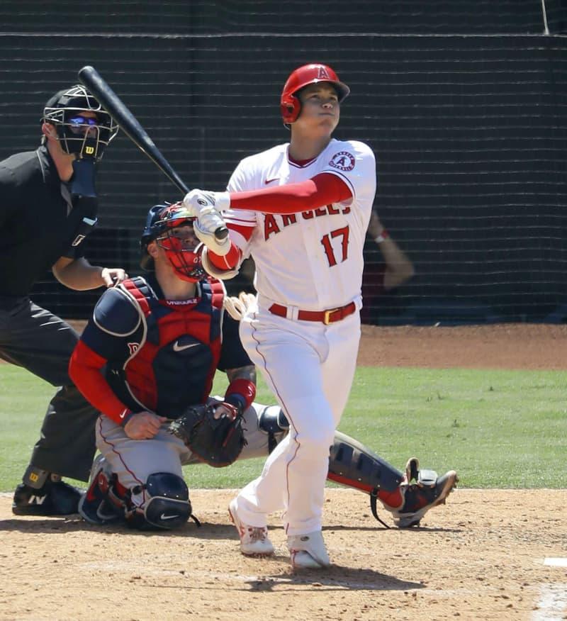 大谷翔平、今季初同一投手に4打数無安打 チームは完封3連敗で最多タイ借金4 画像