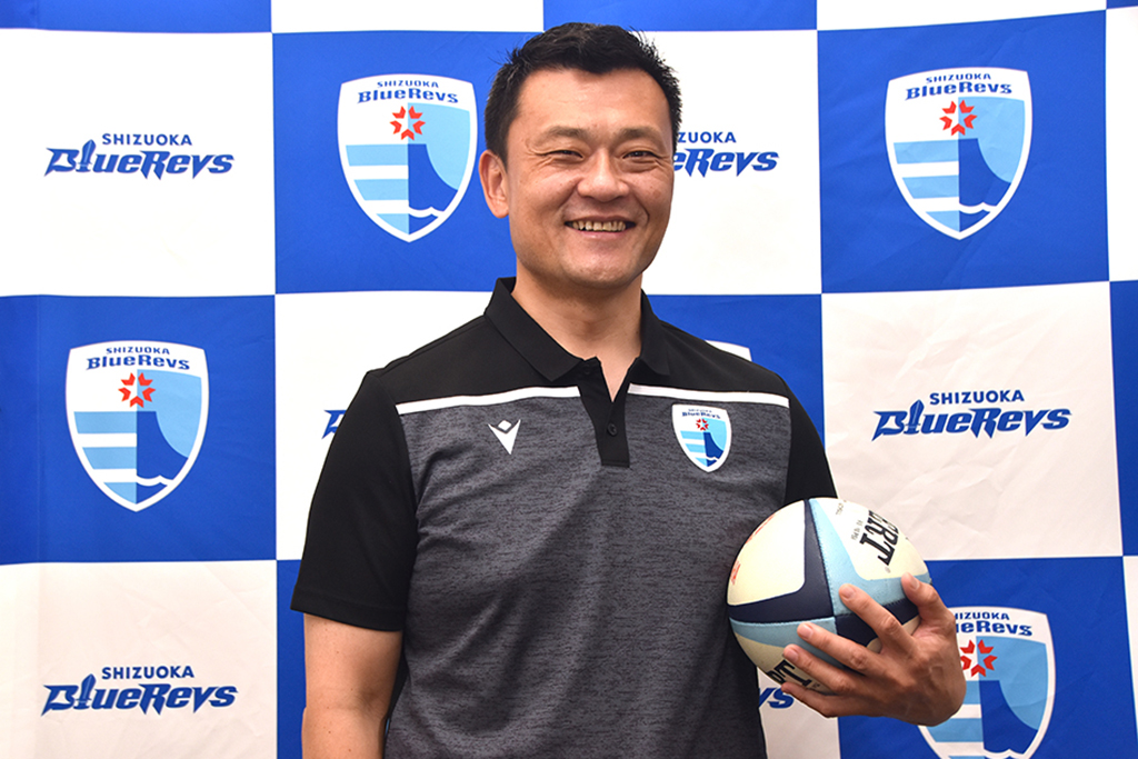 【スポーツビジネスを読む】ラグビー新リーグで世界一のクラブを目指す 静岡ブルーレヴズ山谷拓志代表取締役社長 前編 シーガルズで学んだ日本一の組織作り