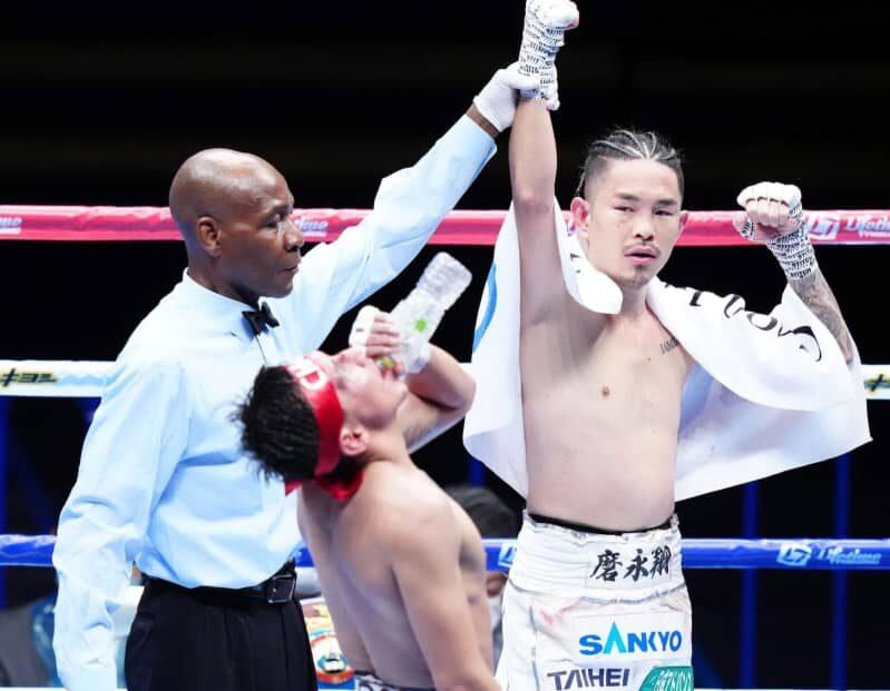 井岡一翔、3度目の防衛 次は「統一戦を実現、この階級で一番強いと証明したい」 画像