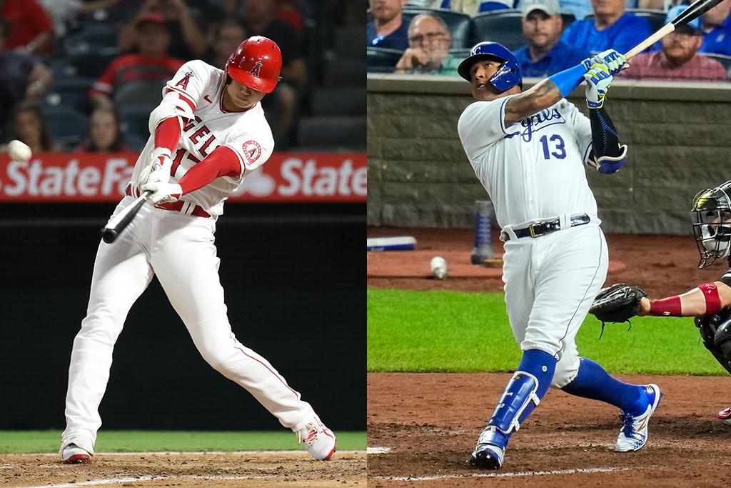 【MLB】大谷翔平の「45-25」達成まであと少し、本塁打争いに公式サイトも驚き