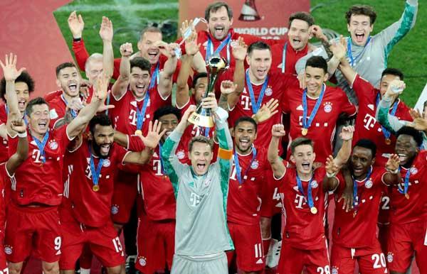バイエルン・ミュンヘンがクラブW杯2度目の優勝 ティグレスに1-0 画像