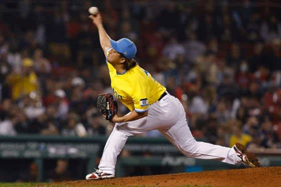 【MLB】澤村拓一、1回1安打0封で復帰後初の無失点 6点リードの7回に登板、防御率3.00 画像