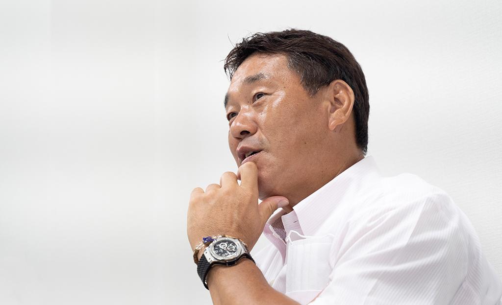 【プロ野球】広澤克実氏が改めて語る佐藤輝明への評価 三つ巴の混セは「阪神が制する」