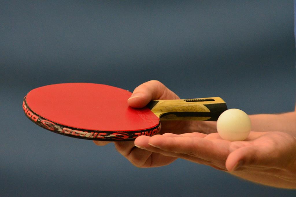 卓球フリー画像